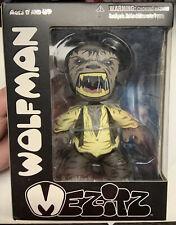 Mezco Wolfman Mez-itz Universal Monsters Designer Vinyl