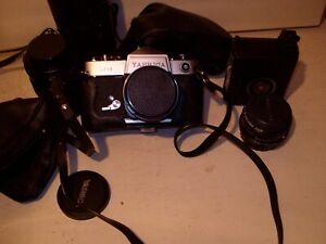 YASHICA J-4 with extras