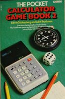 Pocket Calculator Game Book: No. 2, Brockman, John,Schlossberg, Edwin, Very Good