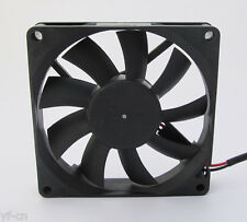 1pc Delta AFB0812HB 80x80x15mm 80mm 8015 DC CPU Cooling Fan 12V 0.2A 2pin wire