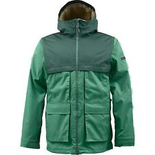 BURTON Men's ARCTIC Insulated Snow Jacket - Cricket/PineCrest - XL- NWT