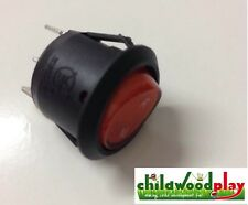 Remote control / manual switch for ride on cars
