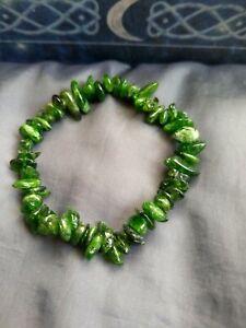 dioptase Bracelet Crystal Healing