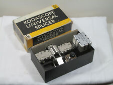 Kodascope Universal Splicer 8mm 16mm w/ Box Vintage Film Movie eastman kodak