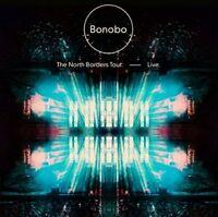 BONOBO - THE NORTH BORDERS TOUR LIVE (NEW & SEALED) CD Ninja Tune ZENCD202