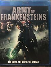 Army of Frankensteins (Blu-ray Disc, 2015) NEW SEALED