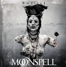 Extinct by Moonspell (CD, Mar-2015, Napalm Records)