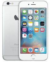 NEW SILVER VERIZON GSM/CDMA UNLOCKED 64GB APPLE IPHONE 6 PLUS PHONE JJ39