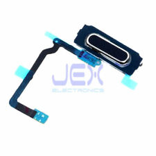 Black Home Button Fingerprint Sensor Flex Cable For Samsung Galaxy S5 i9600 G900
