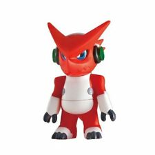 Digimon ESE Xros Wars 5 Inch PVC Figure with Chip Shoutmon Japan new .