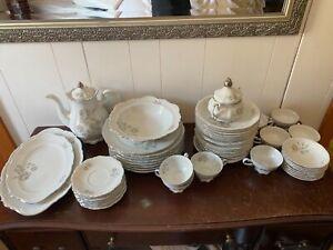 mitterteich bavaria tea and dining set