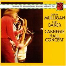 Carnegie Hall Concert [Sony/BMG] by Chet Baker...
