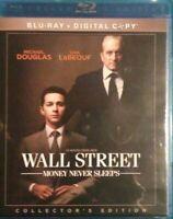 Wall Street Money Never Sleeps Collector's Edition (Blu-Ray + Digital Copy) 2010