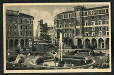 C1920s View of Piazza Umberto I e Via Roma, Bologna, Italy