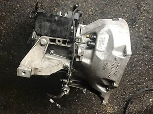 2014 FORD FIESTA 1.0 ECO-BOOST 5 SPEED GEARBOX USED UNDAMAGED