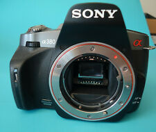 Sony a380 _Good Condition_Body only