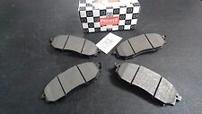 DB1714 FRONT BRAKE DISC PADS SUIT TOYOTA COROLLA ZZE122 1.8 ASCENT 2001 - 2008