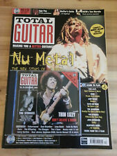 Total Guitar Magazine Issue 64 December 1999 with CD (Limp Bizkit Lesson)