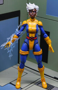 MARVEL LEGENDS X-MEN STRIKE TEAM STORM CUSTOM FIGURE