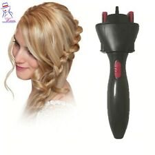 New Automatic Electric Hair Braider twist braider knitting device style tools