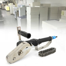 New listing Pneumatic Carton Waste Stripper Corrugated Cardboard Trimming 4500rpm Portable