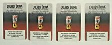 Zombicide Energy Drink card CMoN