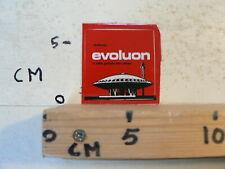 STICKER,DECAL EVOLUON EINDHOVEN RED