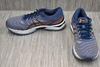 ASICS Gel-Nimbus 22 1011A682 Running Shoes, Men's Size 10.5EW, Blue NEW
