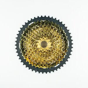 ZRACE Aplha MTB 12 Speed Cassette 12s bike freewheel Gold fit SRAM XD freehub
