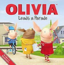 OLIVIA Leads a Parade (Olivia (8x8))-ExLibrary