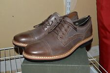 NIB MEN'S Timberland A168E Naples Trail Oxfort Shoes Ankle Shoes Brown SIZE 11.5