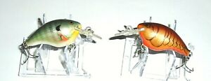 Rapala DT-4 Down-To Crankbaits (Lot of 2-U408)