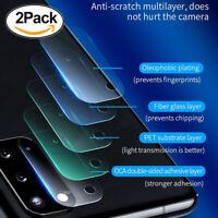 2x Pellicola Fotocamera Protezione Vetro Temperato per il Samsung Galaxy A41