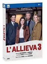 Dvd L'Allieva 3 (3 Dvd) ⚠️IN PRENOTAZIONE Data uscita: 27 / 01 / 2021 ⚠️