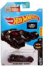 2016 Hot Wheels #228 Batman The Dark Knight Batmobile
