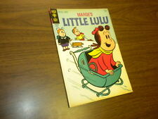 LITTLE LULU #175 Dell/Gold Key Comics 1965 Marge's (also see TUBBY)