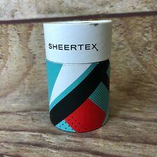 Sheertex Womens Medium Black Shaping Sheers NEW