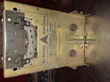 Coin Dispenser assembly rowe dual 6 50580 03 04 changer bill Quarter car wash