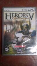 HEROES OF MIGHT AND MAGIC V (5) para PC NUEVO, edición española sin desprecintar