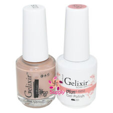 GELIXIR Soak Off Gel Polish Duo Set (Gel + Matching Lacquer) - 005