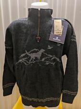 NWT Dale of Norway Sport 100% Wool Sweater - Dividalen Pattern Unisex Size L