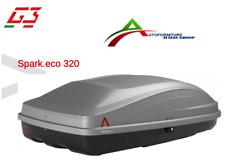 BOX BAÚL UNIVERSAL TRONCO TECHO COCHE G3 SPARK eco 320 - 240 LT - 22.410
