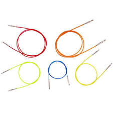 Knitters Pride Interchangeable Cords, Interchangeable Cables, 8 inch to 30 inch