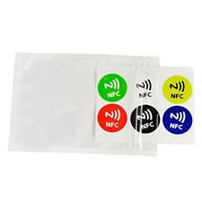 NFC Tag Stickers Rfid Adhesive Label PET For Samsung plus iPhone T5S2