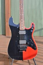 Warmoth custom guitar solid Indian rosewood neck EMG pickups made in US