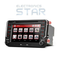 "XTRONS 2 DIN Car Stereo Head Unit 7"" DVD Player GPS Sat Nav VW PASSAT/SKODA/SEAT"