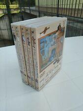 Il fiuto di Sherlock Holmes Yamato Video DVD Miyazaki production 5 DVD COMPLETA