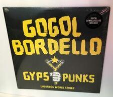 GOGOL BORDELLO gypsy punks Double LP Record SEALED Vinyl , NEW