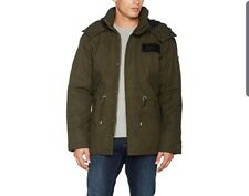 Mens Winter BRANDIT NILE Coated Parker Size L Excellent quality and warm