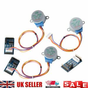 3Pcs 28BYJ-48 DC 5V Stepper Motor+ULN2003 Motor Driver Board Kit For Arduino UK